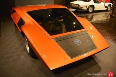 1970 Lancia Zagato HF Zero