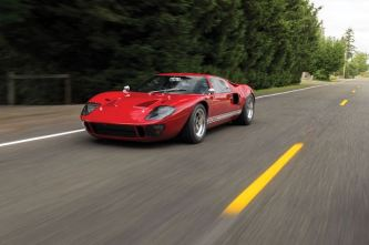 1966 Ford GT40 Mk I, chassis P/1057 (photo: Patrick Ernzen), chassis P/1057 (photo: Patrick Ernzen)