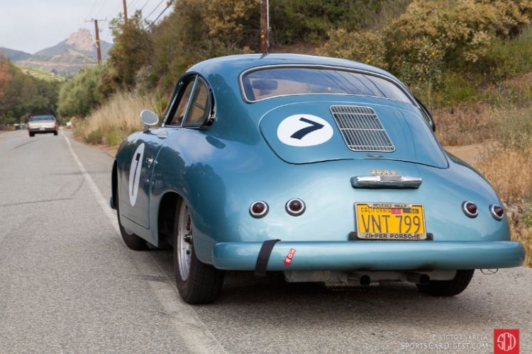 Bill Noon's Porsche 356A