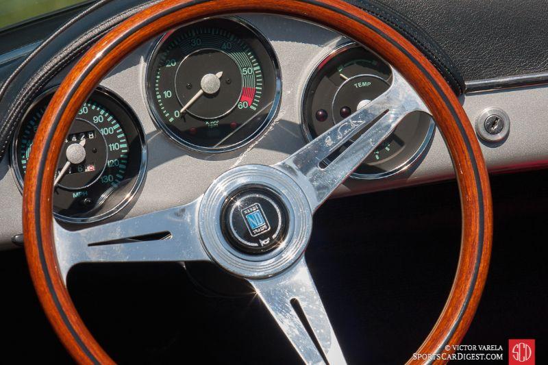 1958 Porsche 356A ofTim Moultrup