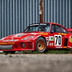 Notable Porsches at 2016 Gooding Pebble Beach