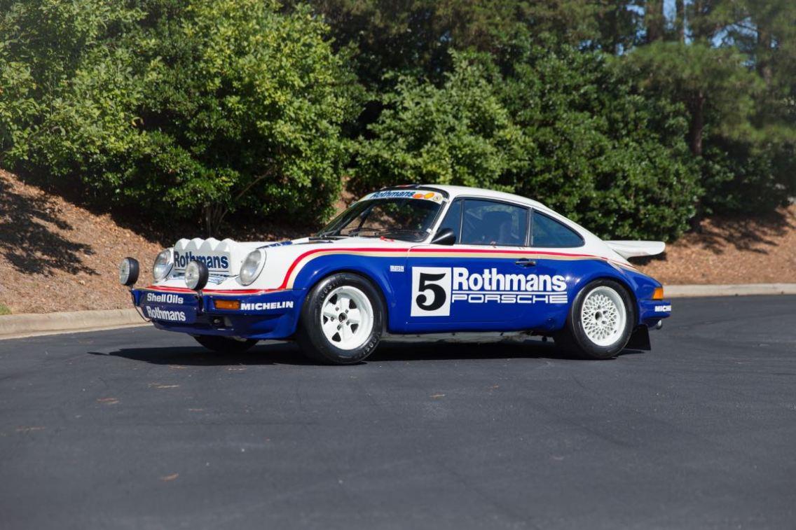 1984 Porsche 911 SC/RS (photo: Mike Maez)