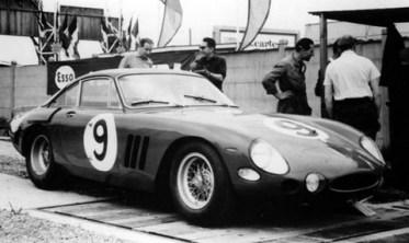 1963 Ferrari 330 LMB 4381 SA