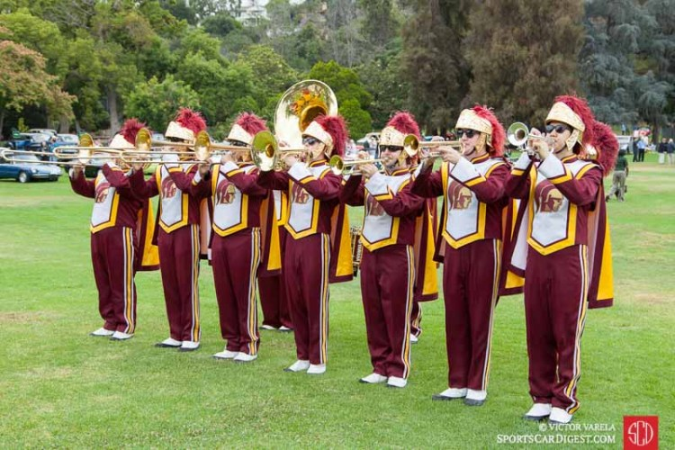 USC Trojans Marching band