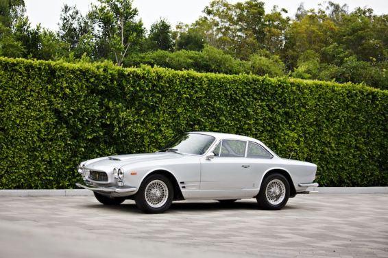 1963 Maserati Sebring Series I (photo: Brian Henniker)