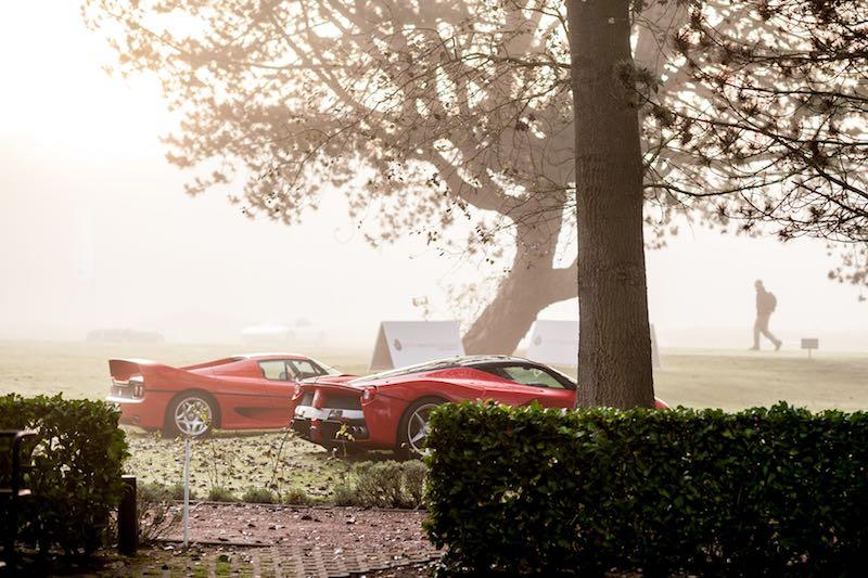 Ferrari LaFerrari and Ferrari F50