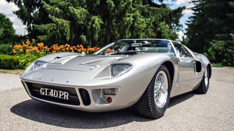 1966 Ford GT40 Mk1