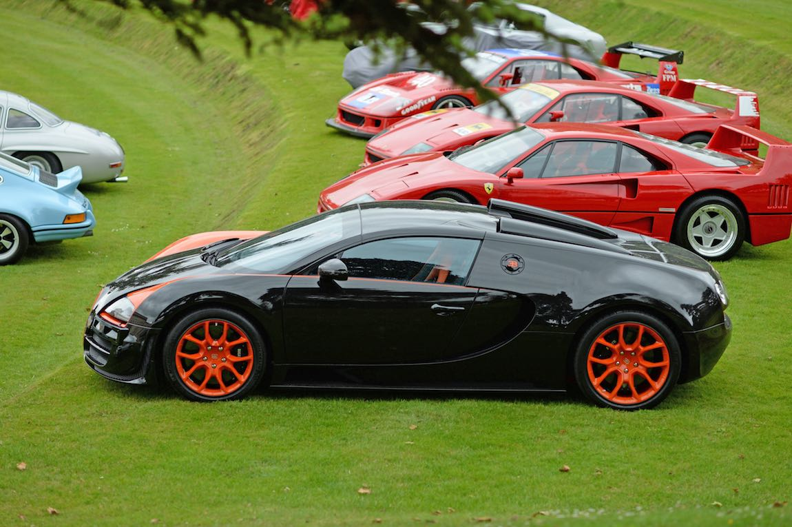 2013 Bugatti Veyron Grand Vitesse Sports Tourer (photo: Rufus Owen)