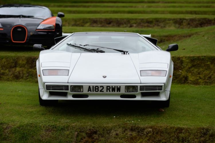 1984 Lamborghini Countach 5000 S (photo: Rufus Owen)