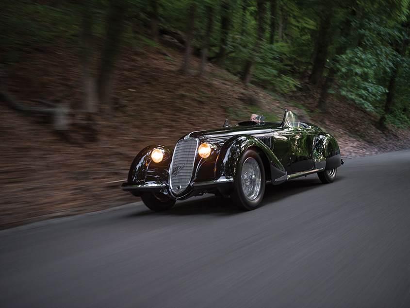Sam Mann Classic Car Collection
