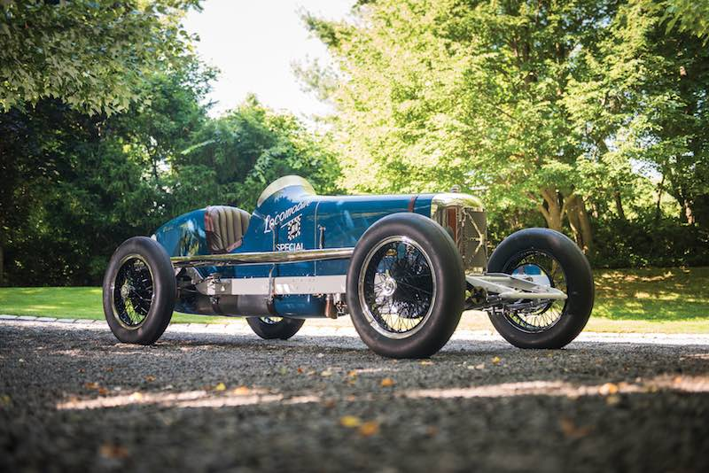 1926 Miller Locomobile Junior 8 Special