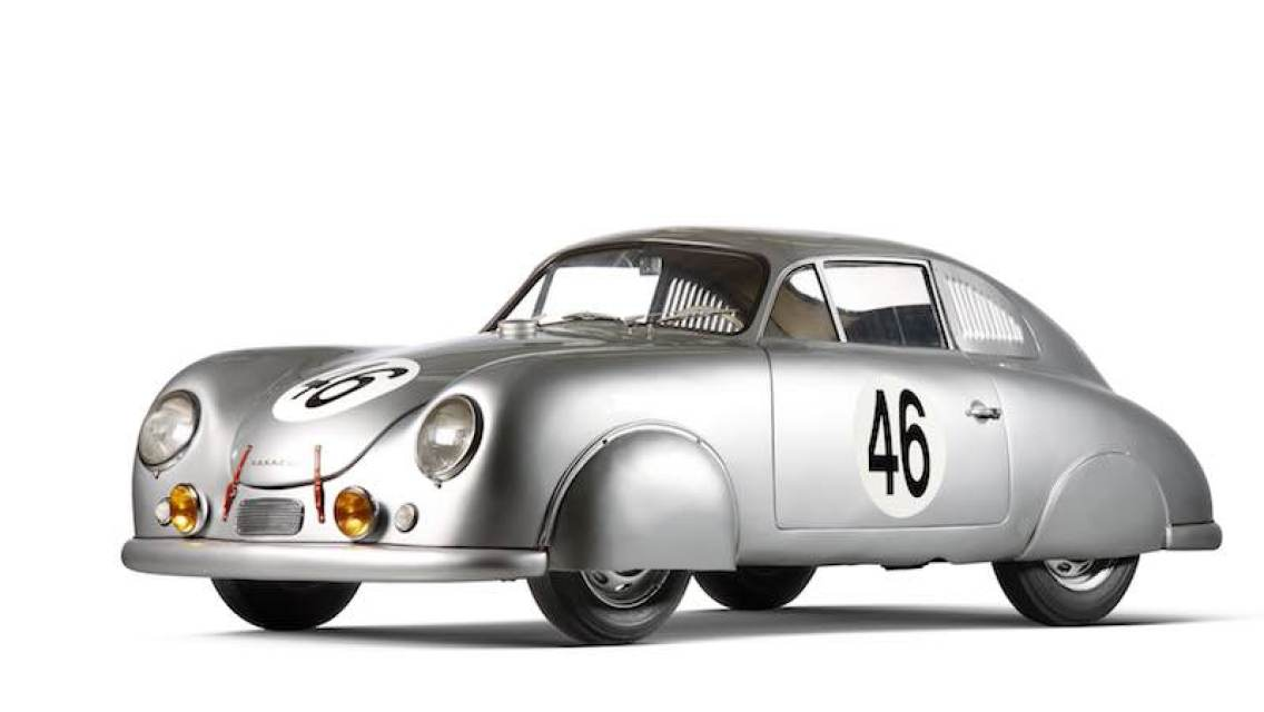 1951 Porsche 356 SL