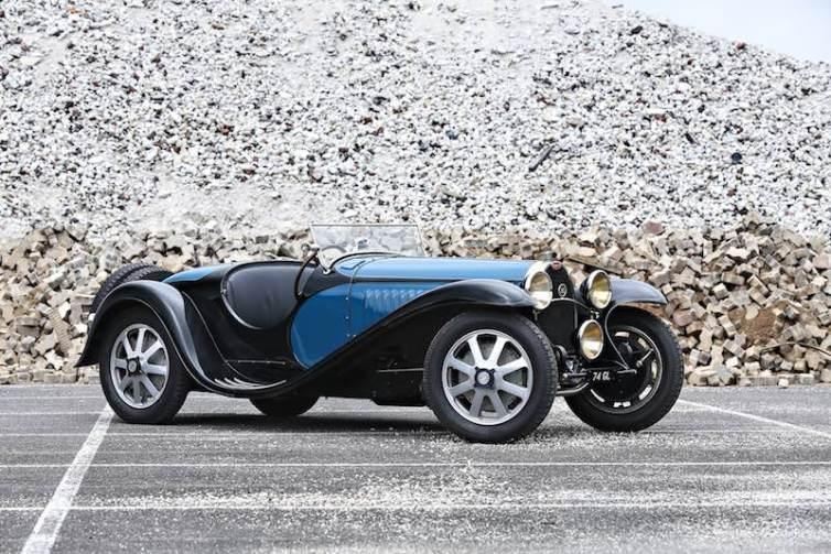 1932 Bugatti Type 55 Roadster (photo: Mathieu Heurtault)