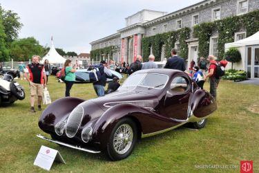 1937 Talbot-Lago T150 C SS 'Goutte D'Eau'