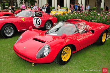 1965 166P/206P Dino. Serial No. 0834.
