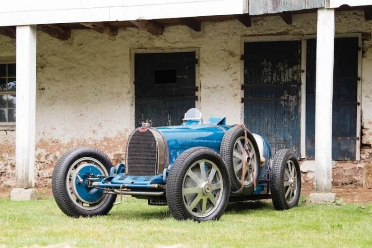 1931 Bugatti Type 51 Grand Prix Racer