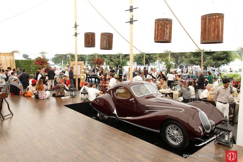 1937 Talbot-Lago T150C SS Figoni et Falaschi