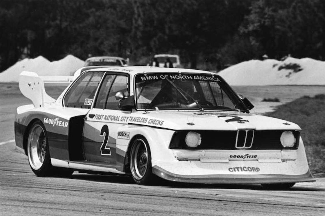 1977 IMSA BMW 320i Turbo