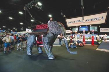 Mechanimals 'Wendell' the Mechanical Elephant