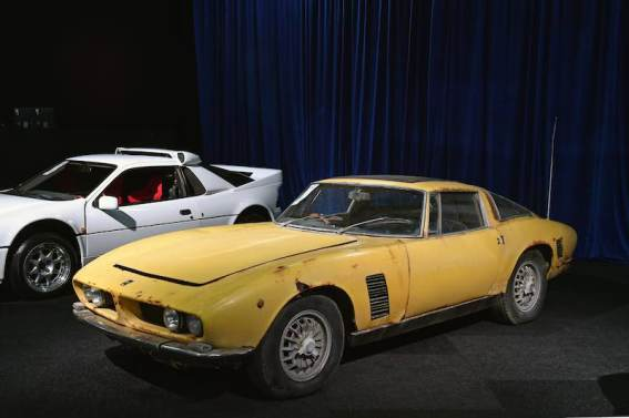 1967 Iso Grifo GL Series I (photo: Tim Scott)