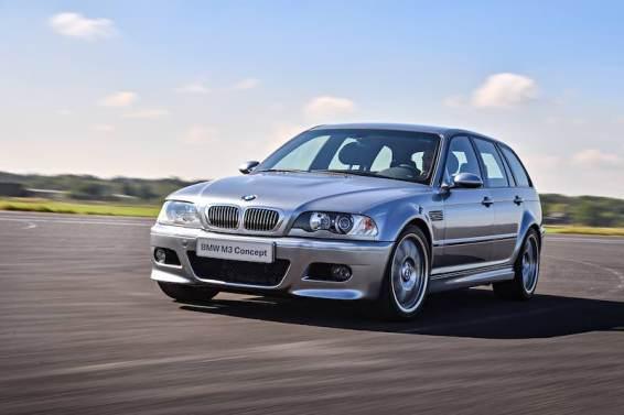 BMW M3 Touring, concept car 2000