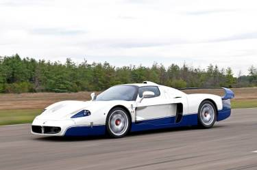 2005 Maserati MC12 (photo: Tim Scott)