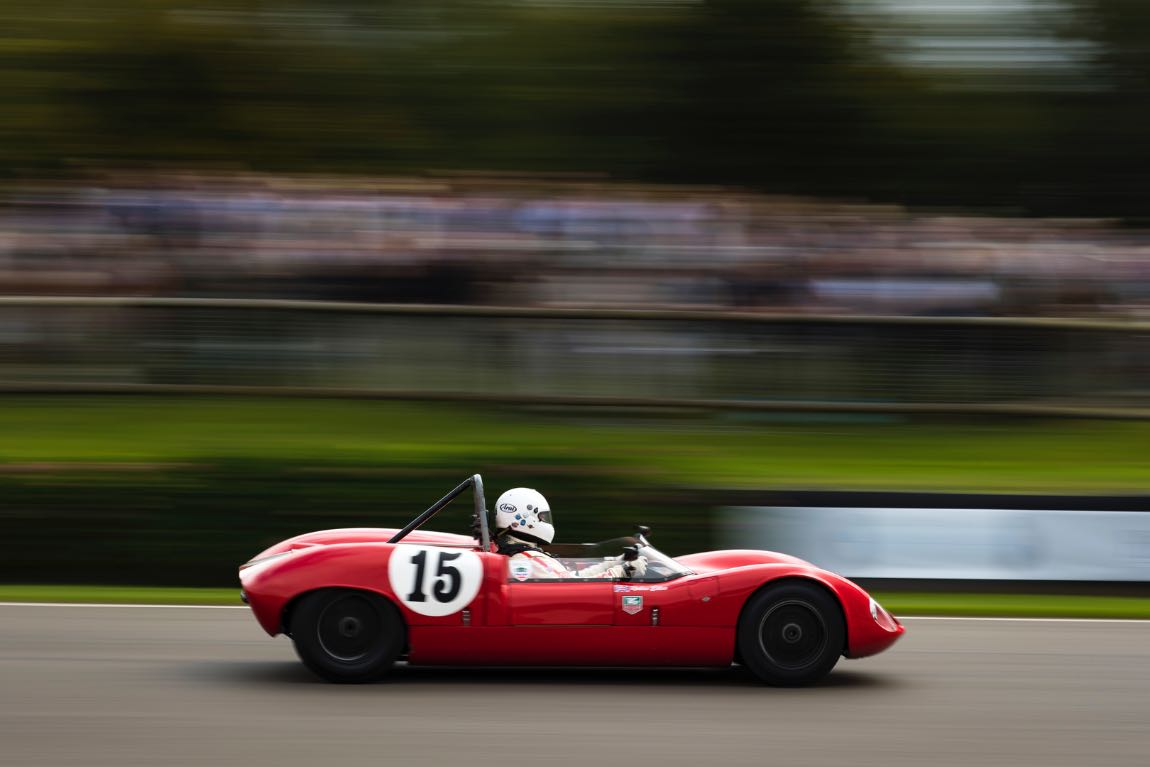 Goodwood Revival 2016 6th- 8th September 2016. Madgwick Cup Track Action Photo: Drew Gibson