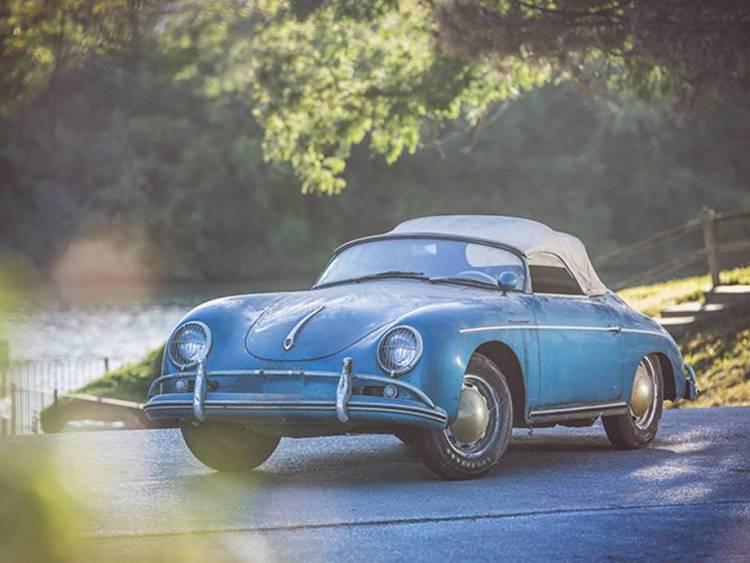 Porsche 356A 1600 Speedster