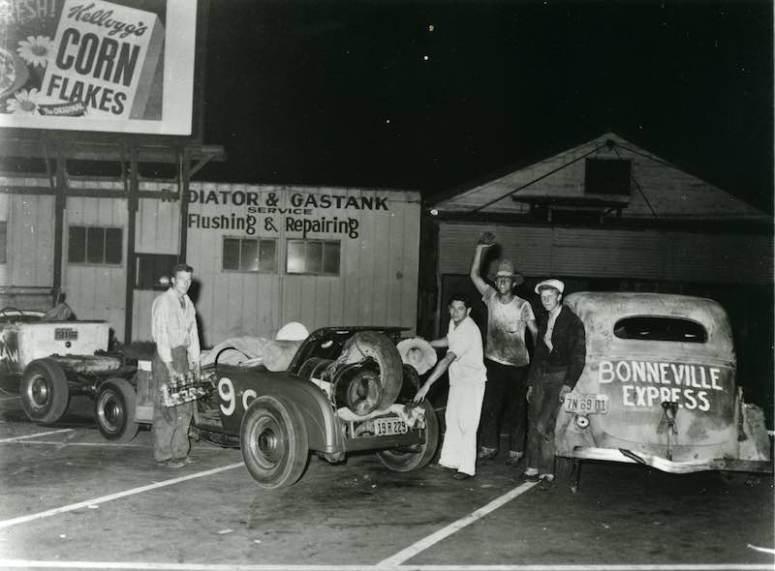 Dan Gurney, Bonneville Express