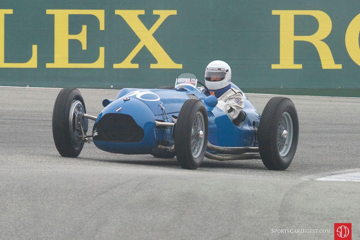 Peter Mullin - 1950 Talbot T 26C