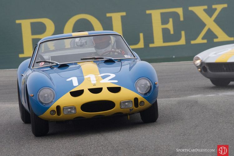 Chris Cox - 1962 Ferrari 250GTO