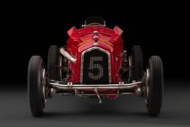 1934 Alfa Romeo Tipo B P3 (photo: Tim Scott)