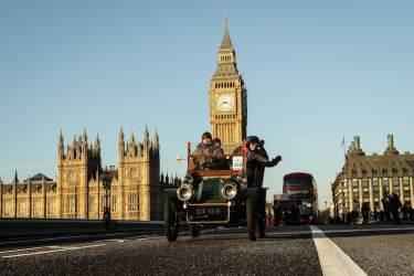 2016 London to Brighton Veteran Car Run