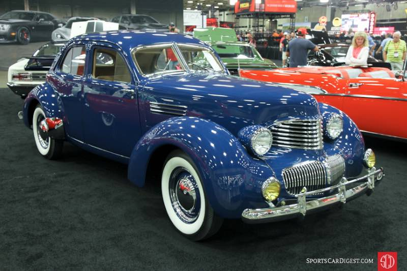 1941 Graham Hollywood Sedan