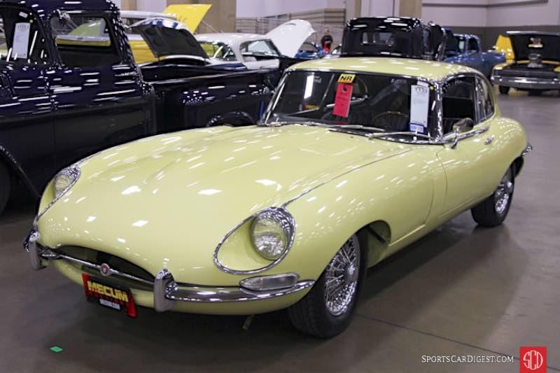 1968 Jaguar XKE SI.5 Coupe 2+2