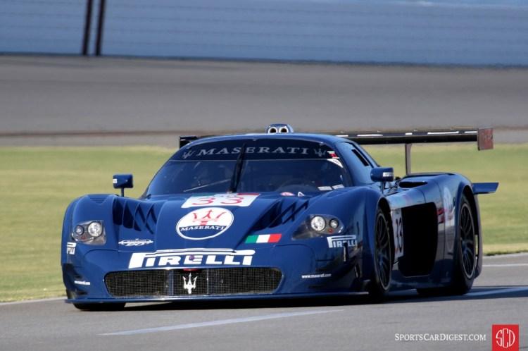 Niek Hommerson, 04 Maserati MC12 GT1