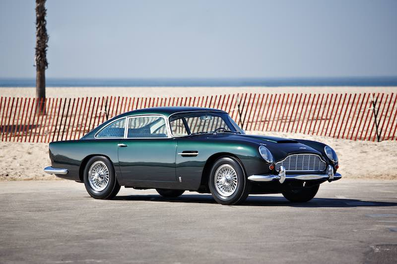 1964 Aston Martin DB5 (photo: Brian Henniker)