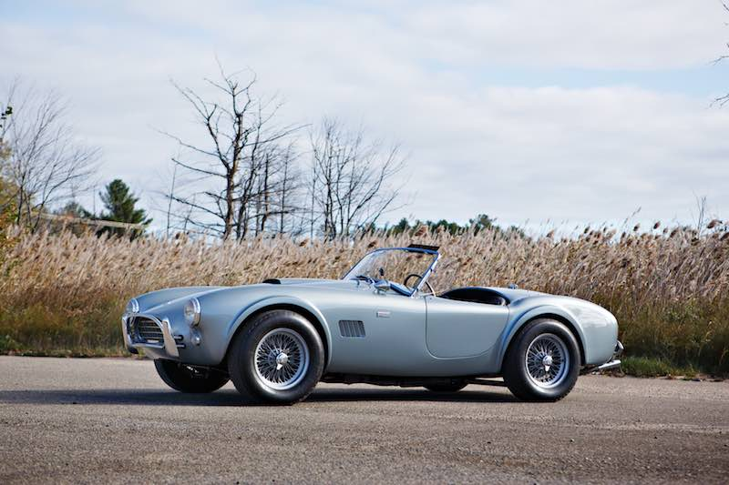 1964 Shelby 289 Cobra (photo: Brian Henniker)