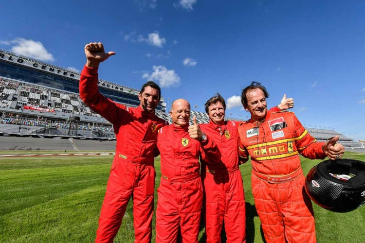 2016 Ferrari Finali Mondiali Daytona