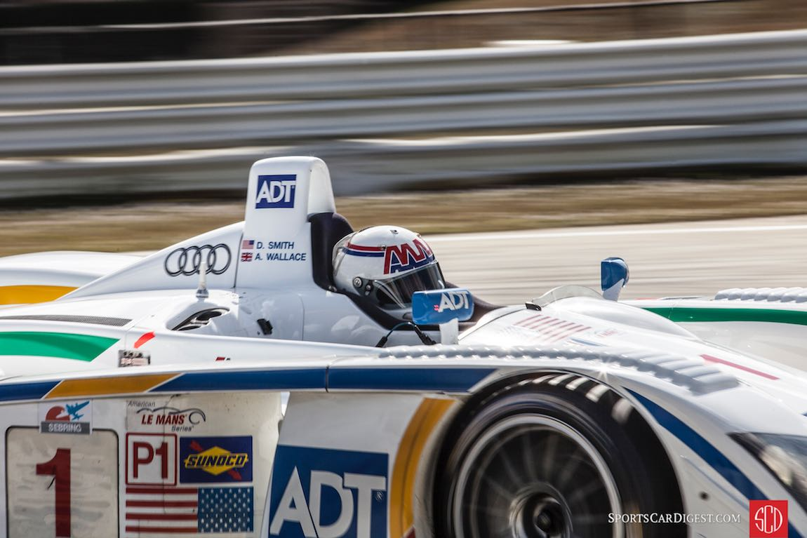 05 Audi R8 LMP, Smith/Wallace