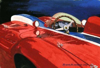 Ferrari 410 Speciale