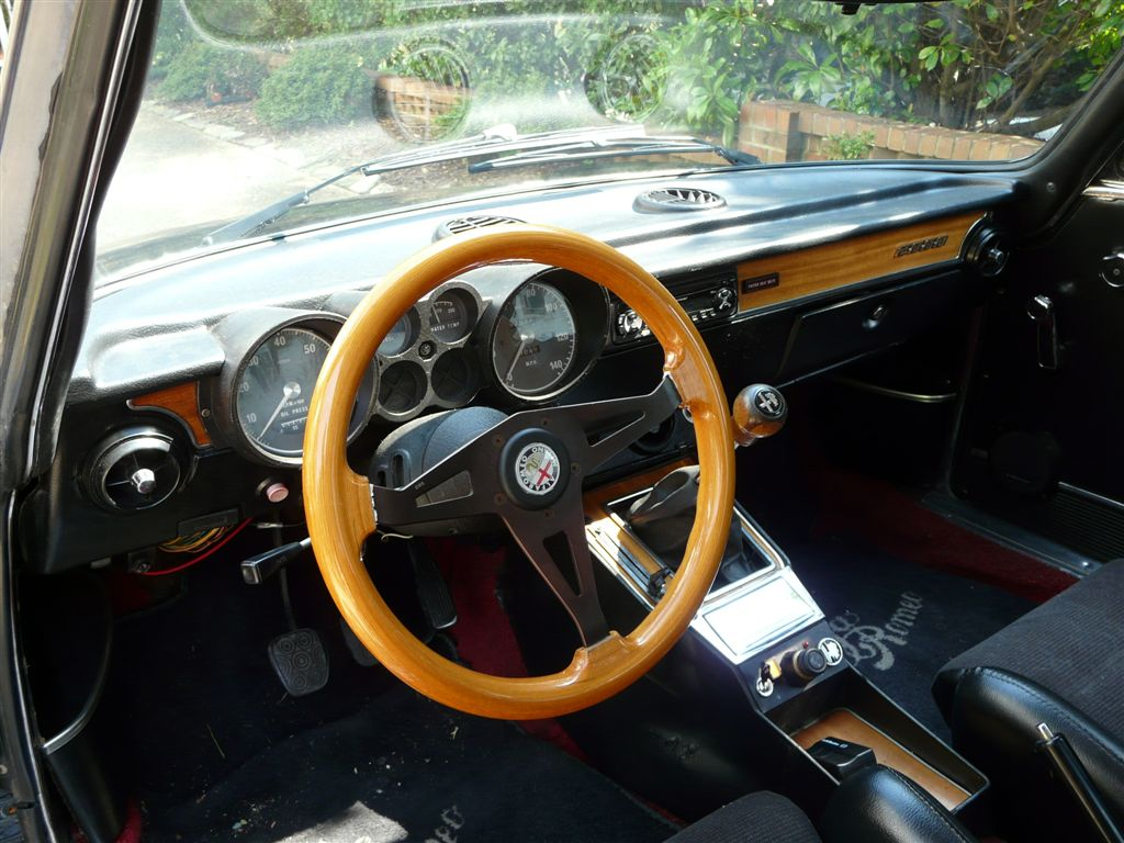 1974 Alfa Romeo Gtv 2000 For Sale Rota Wheel Myalfa Interior 1