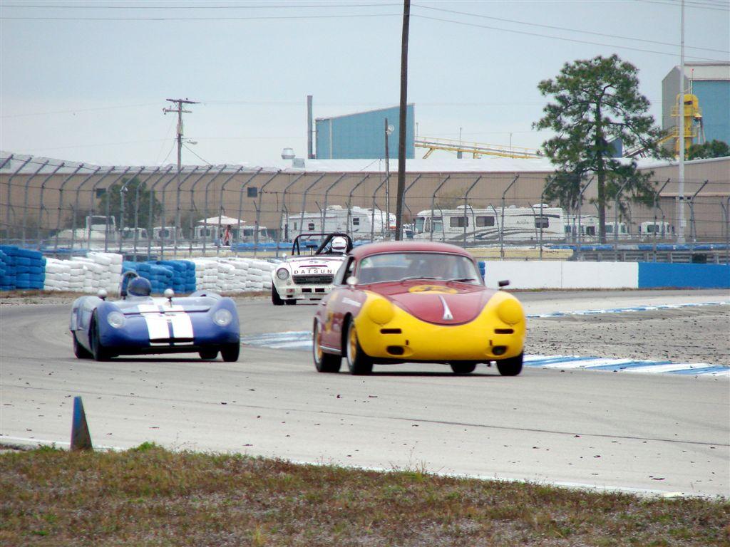 HSR Sebring Challenge Porsche 356