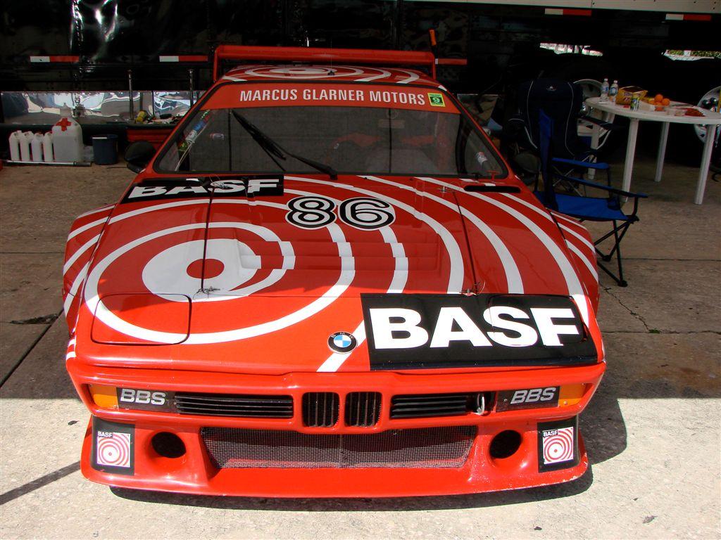 HSR Sebring Challenge BMW M1 Group 4