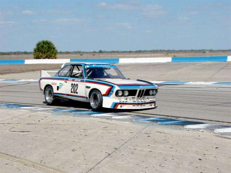 HSR Sebring Challenge BMW 3.5 CSL