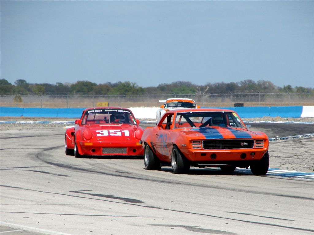 HSR Sebring Challenge Camaro Z28