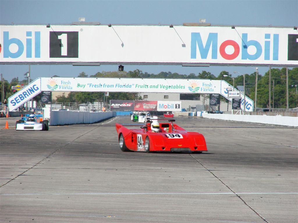 HSR Sebring Challenge Chevron B36