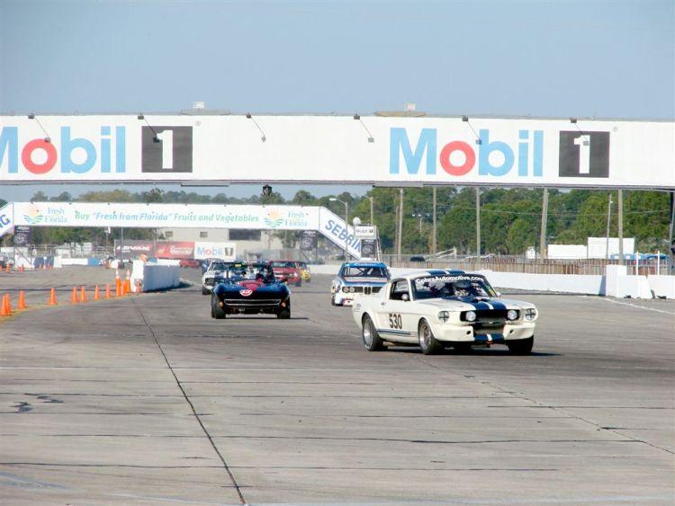 HSR Sebring Challenge Shelby GT350