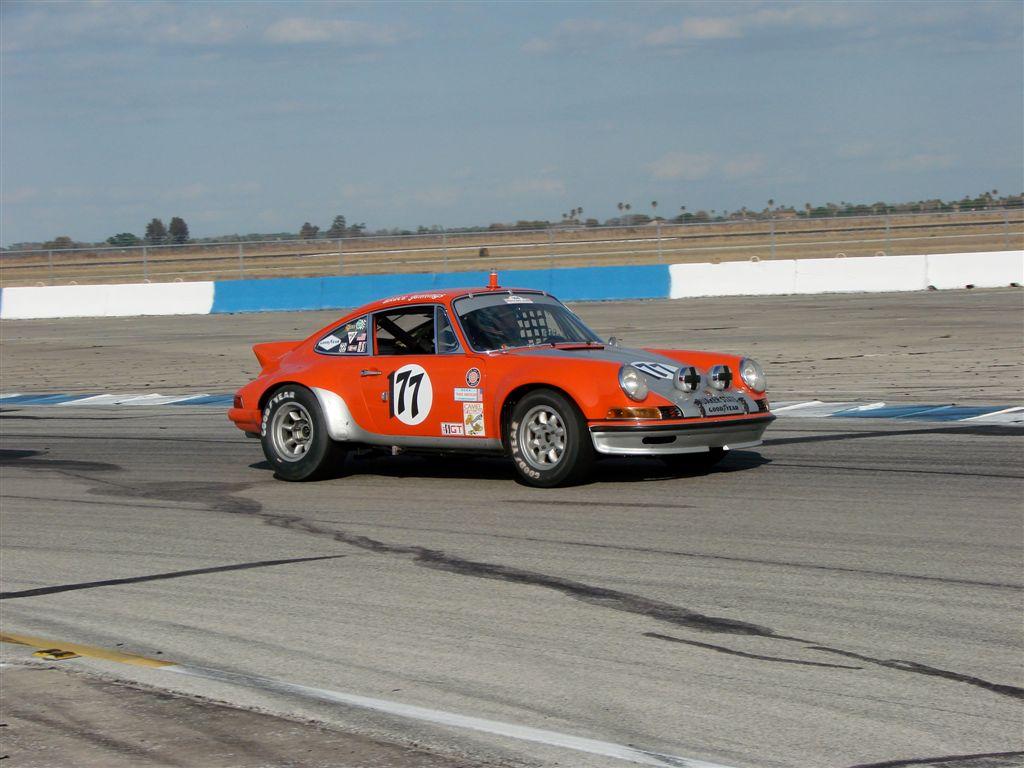 HSR Sebring Challenge Porsche 911 ST