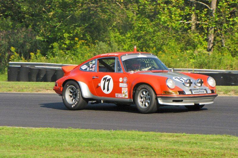 1968 Porsche 911S - Robert Newman